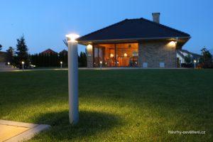 Jak vybrat zahradní osvětlení?